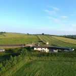 The house is situated just outside the village overlooking meadows and lush landscapes, situated in its own private land on a gentle hillside with great views from the fields and the bedrooms, the property is situated next to our personal stables.